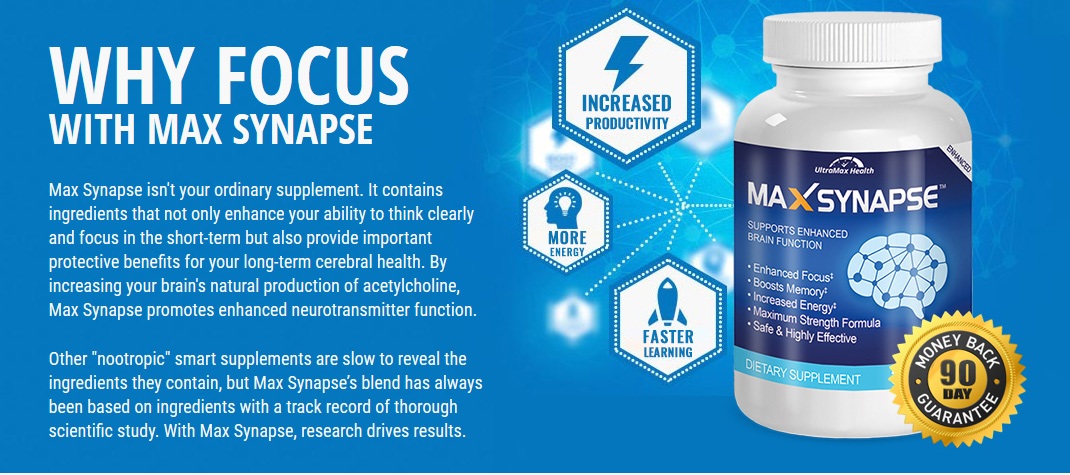 Max Synapse Side Effects