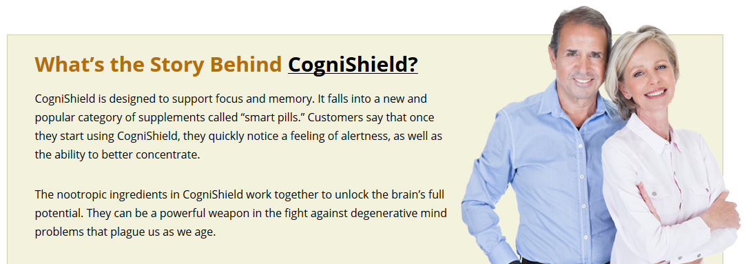 what is cognishield