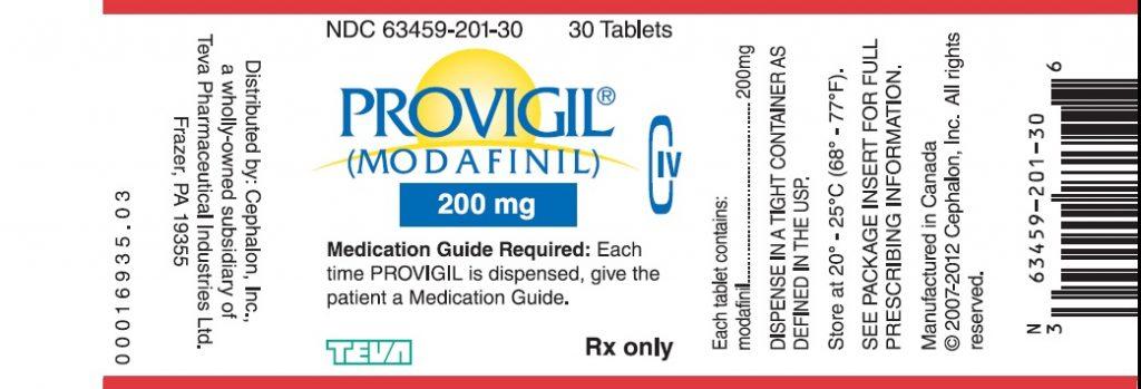 who should use provigil medication uses