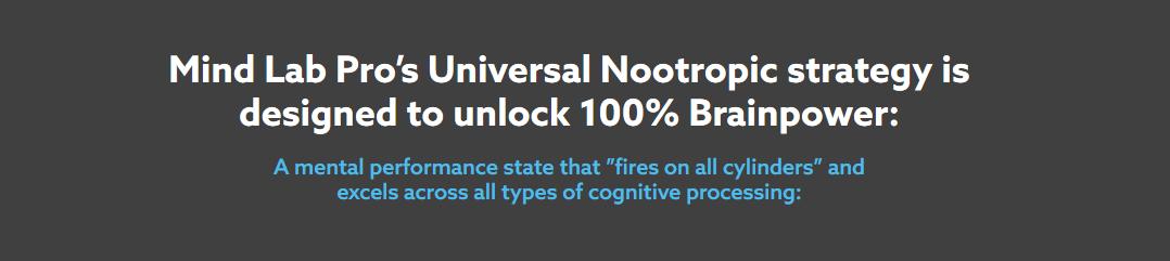 100% Brain Power