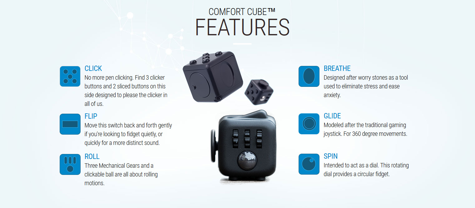 comfort cube review