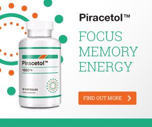 Piracetam alternatives