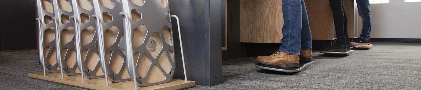 affordable alternatives to standing desks