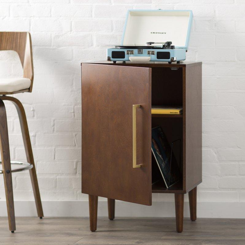 Gardner vinyl record cabinet