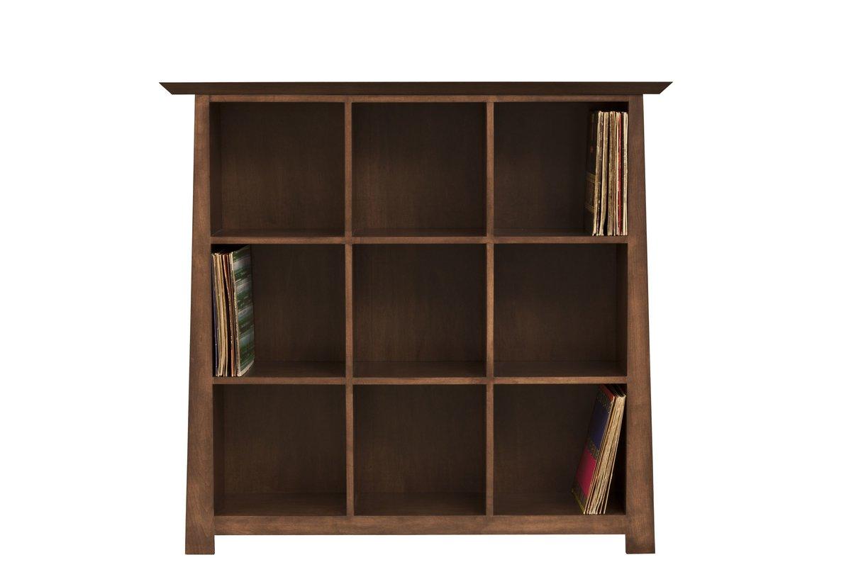 Hamilton Multimedia Record Cube Bookcase