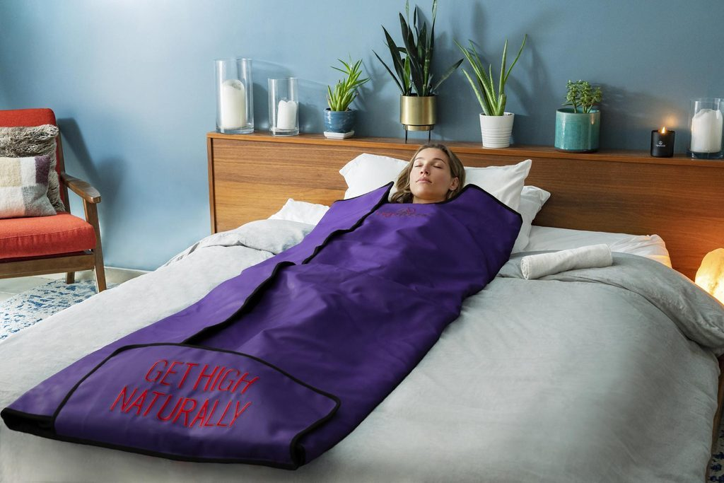 HigherDose Sauna Blankets For Home Use