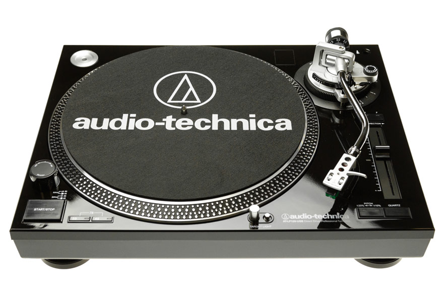 Audio Technica LP120 Review