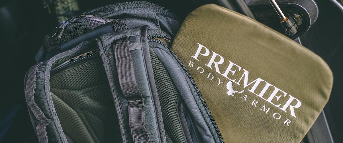 Premier Body Armor Bulletproof Backpacks & Ballistic Plates