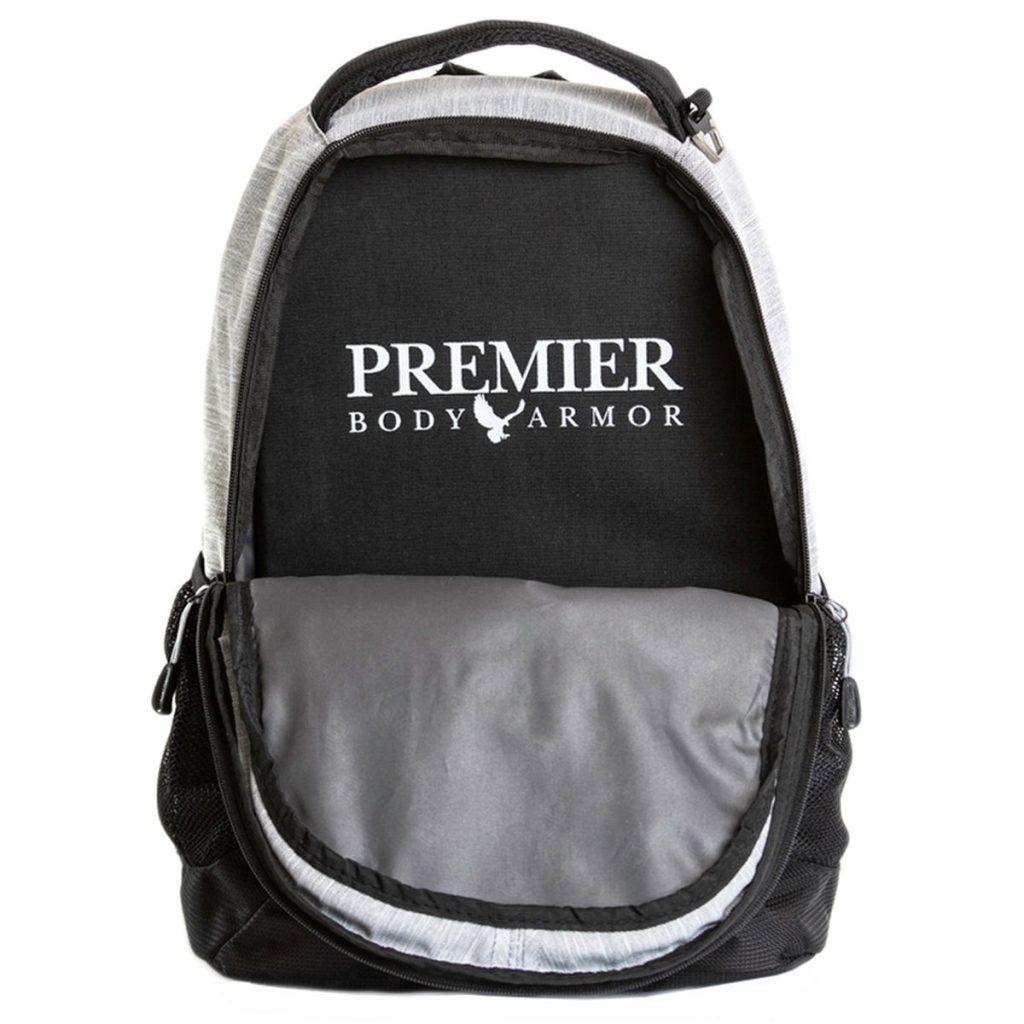 Premier Body Armor Bulletproof Backpacks
