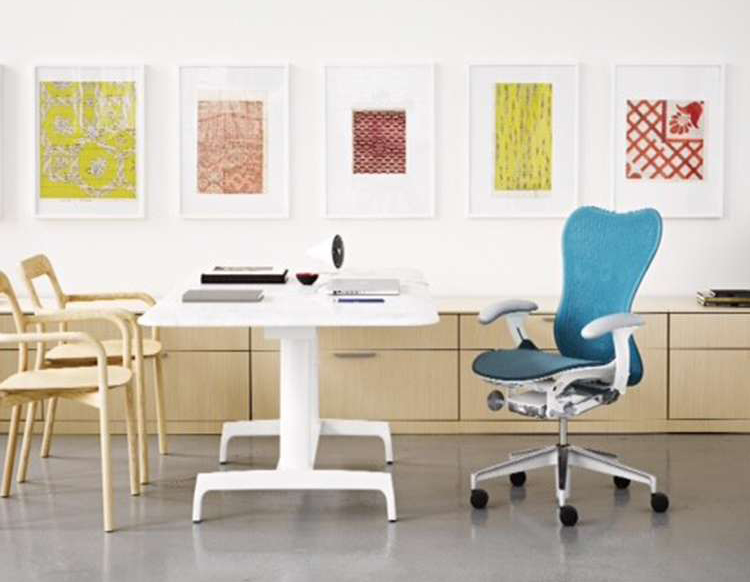 Herman Miller Mirra 2 Chair For Sale