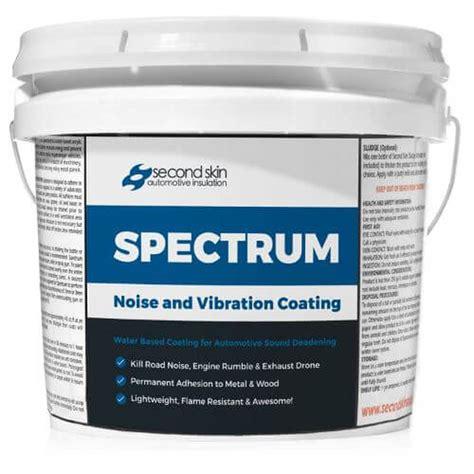 Spectrum Spray On Sound Deadener
