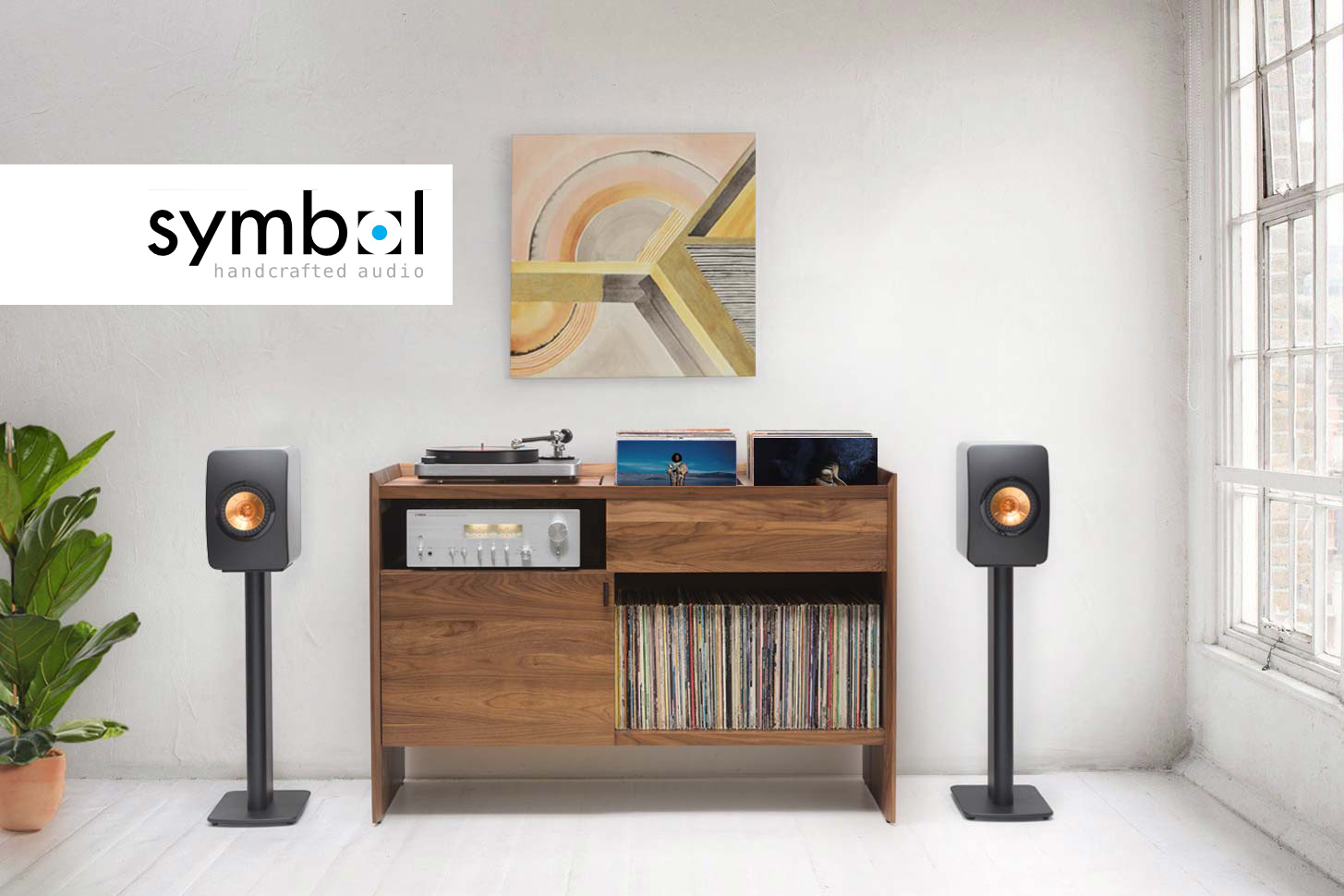 Symbol Audio | Modern, Custom Vinyl Storage Solutions
