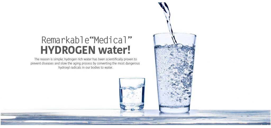Hydrogen Water Benefits